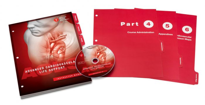 Advanced Cardiovascular Life Support (ACLS) Instructor Manual