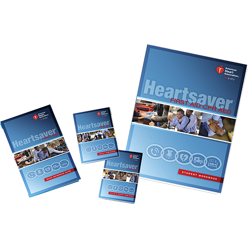 Heartsaver® First Aid CPR AED Student Workbook