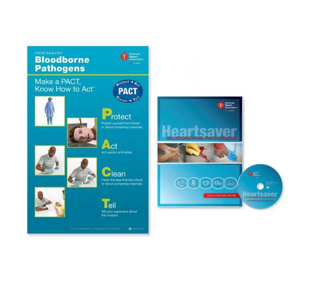 Heartsaver® Bloodborne Pathogens  Facilitator Package
