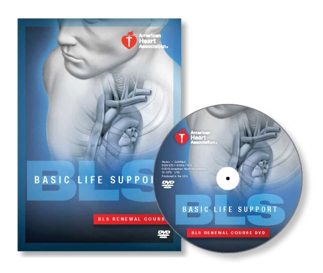 BLS Renewal DVD