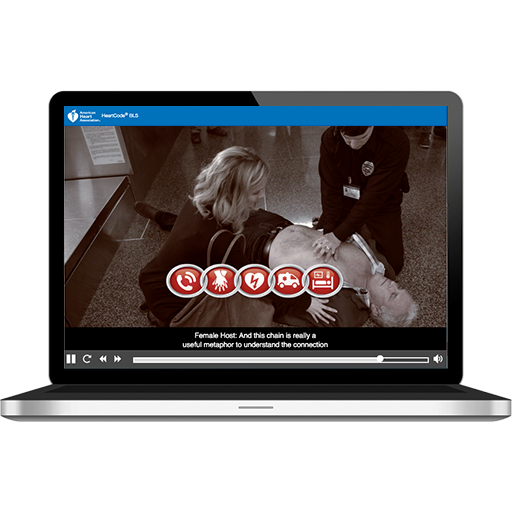 HeartCode® BLS (Accessible)