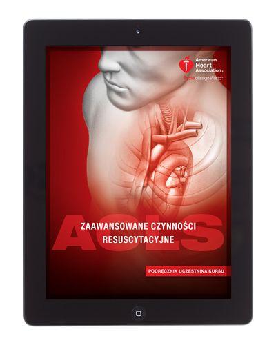 Zbiór e-podręczników uczestnika kursu Podstawowe czynności resuscytacyjne (ACLS)