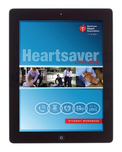 International Heartsaver® CPR AED Student Workbook eBook