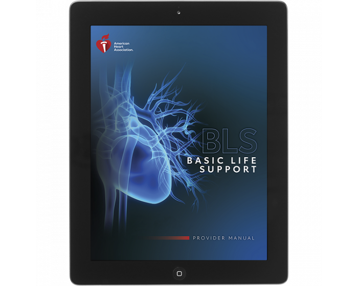 BLS Provider Manual eBook