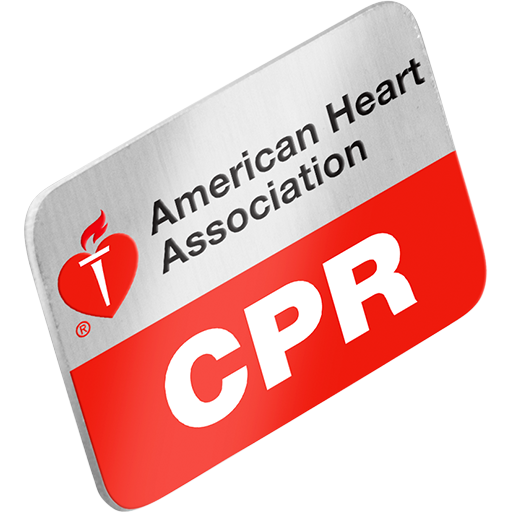 CPR Lapel Pin(10-pack)