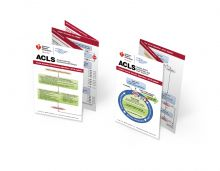 ACLS Pocket Reference Card Set (2015 Guidelines)