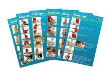 Heartsaver® Poster Pack (2 each of 6 posters)