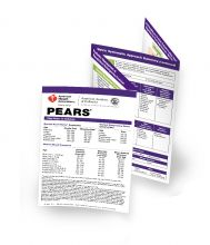Pediatric Emergency Assessment, Recognition, and Stabilization (PEARS) Pocket Reference Card