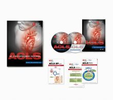 Advanced Cardiovascular Life Support for Experienced Providers (ACLS EP) Instructor Package