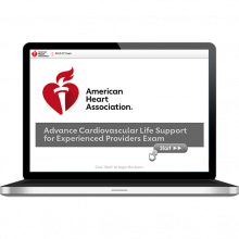 ACLS for Experienced Providers (ACLS EP) Online Exam