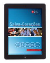 Manual do Instrutor de Primeiros Socorros e RCP com DEA/DAE do Salva-Corações, versão eBook