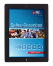 Manual do Aluno de Primeiros Socorros e RCP com DEA/DAE do Salva-Corações, versão eBook