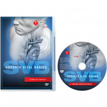 Spanish Basic Life Support (BLS) DVD Set