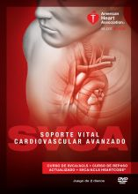 Spanish Advanced Cardiovascular Life Support (ACLS) DVD Set