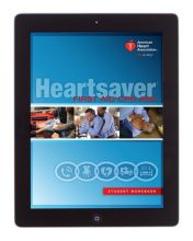 Heartsaver® First Aid CPR AED Student Workbook eBook, International English