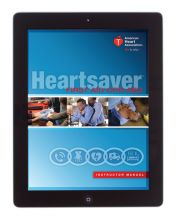 Heartsaver® First Aid CPR AED Instructor Manual eBook, International English