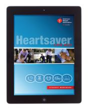 International Heartsaver® CPR AED Student Workbook eBook