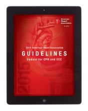 2015 American Heart Association Guidelines Update for CPR and ECC eBook