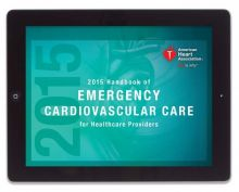 2015 Handbook of Emergency Cardiovascular Care for Healthcare Providers eBook