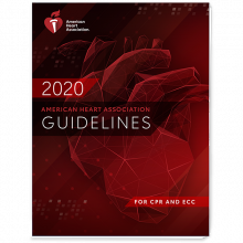2020 AHA Guidelines for CPR & ECC