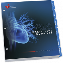 BLS Instructor Manual