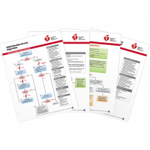 ACLS Emergency Crash Cart Cards
