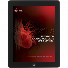 ACLS Provider Manual eBook International English
