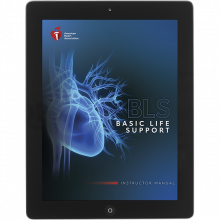 BLS Instructor Manual eBook. Updated with 2020 Guidelines for CPR and ECC