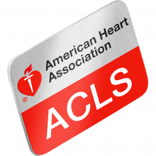 ACLS Lapel Pin (10-pack)