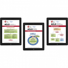 ACLS Digital Reference Cards