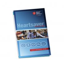 Heartsaver First Aid Quick Reference Guide (2015)