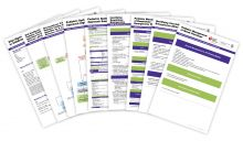 Pediatric Emergency Assessment, Recognition, and Stabilization (PEARS®) Poster Set
