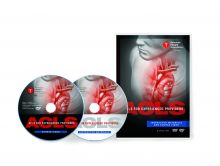 Advanced Cardiovascular Life Support for Experienced Providers (ACLS EP) DVD Set