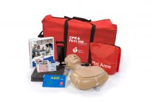 CPR & First Aid Anywhere Training Kit