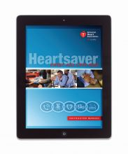 Heartsaver First Aid CPR AED Instructor Manual eBook (2015)