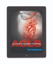 ACLS for Experienced Providers Manual and Resource Text eBook