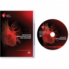ACLS DVD Set for Instructors