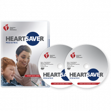 Heartsaver Pediatric DVDs
