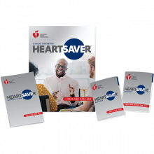 Heartsaver First Aid, CPR, AED Student Workbook