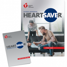 Heartsaver First Aid Student Workbook