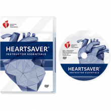 Heartsaver Instructor Essentials DVD