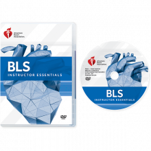 BLS Instructor Essentials DVD
