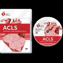 ACLS Instructor Essentials Course DVD