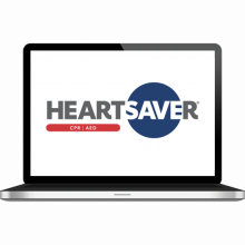 Heartsaver CPR AED Online