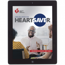 Spanish Heartsaver® First Aid CPR AED Instructor Manual eBook