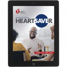 Heartsaver Instructor Manual eBook