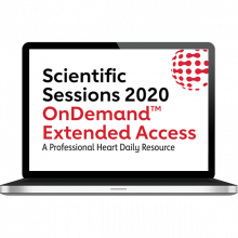 Scientific Sessions OnDemand Extended Access