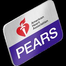 PEARS Lapel Pin (10-pack)