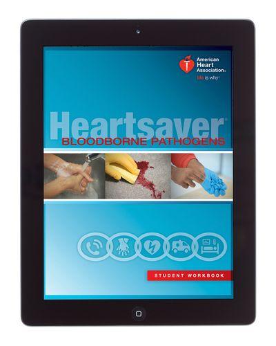 Heartsaver® Bloodborne Pathogens Student Workbook eBook