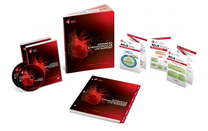 ACLS Instructor Package with DVDs